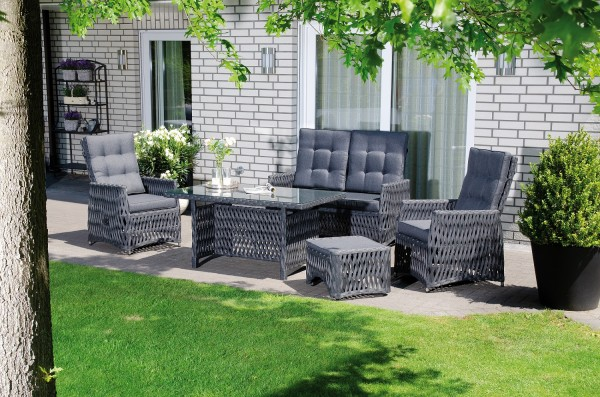 Hiddensee Deluxe Rope-Lounge